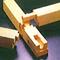 「耐震等級2」適合木材
